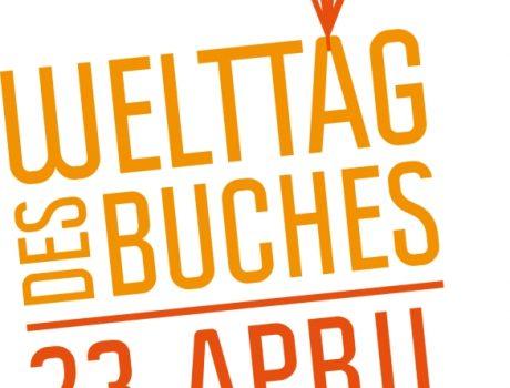 Buchverlosung zum Welttag des Buches am 23. April